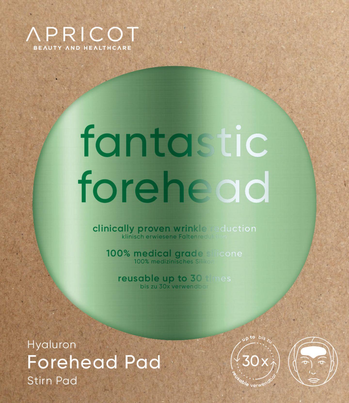 apricot fantastic forehead