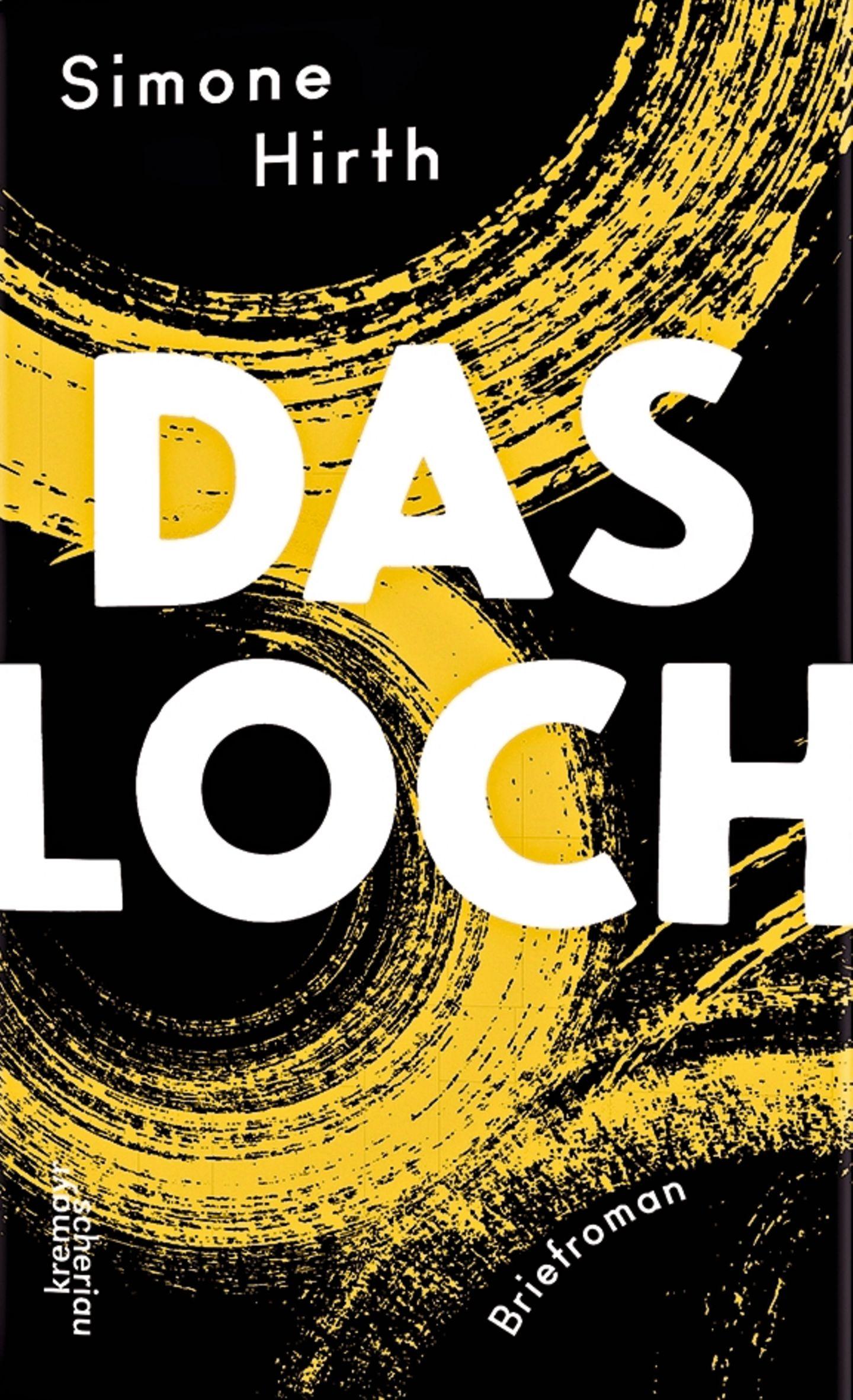 """Buchtipps der Redaktion: Buchcover """"Das Loch"""""""