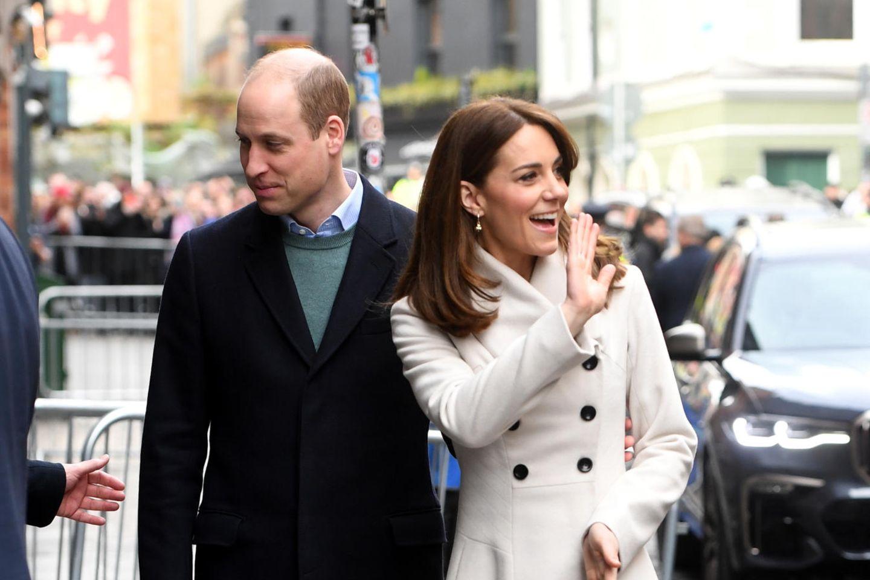 Royals: Wow! Was Kates und William Freund jetzt getan hat