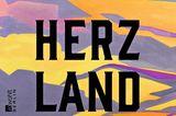 """Buchtipps der Redaktion: Buchcover """"Herzland"""""""
