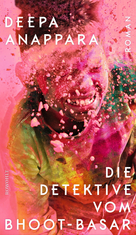 """Buchtipps der Redakltion: Buchcover """"Die Detektive vom Bhoot-Basar"""""""