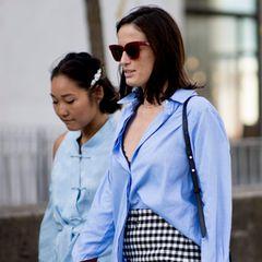 Oversize-Bluse: So stylisch tragen wir das It-Piece 2020