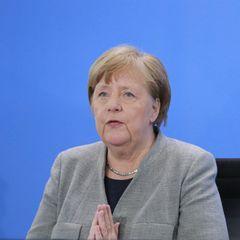 Corona aktuell: Angela Merkel