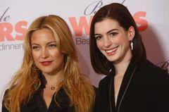 Kate Hudson und Anne Hathaway