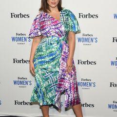 Curvy Stars: Ashley Graham im Sommerkleid