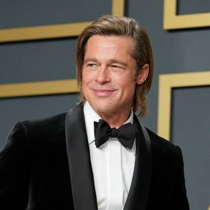 Brad Pitt: Diese Frau brachte ihm das Küssen bei