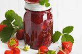 Erdbeer-Mandarinen-Konfitüre