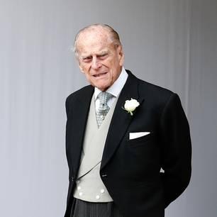 Prinz Philip: Wichtige Nachricht aus der Quarantäne