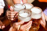 Was ich nach der Krise mache: Biergläser