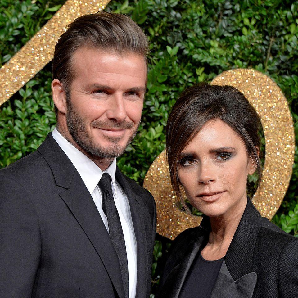 David + Victoria Beckham: Sexy Geständnisse und große Komplimente