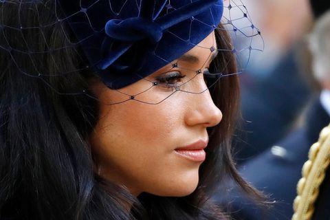 Herzogin Meghan: Sie nennt ihren Vater einen Lügner