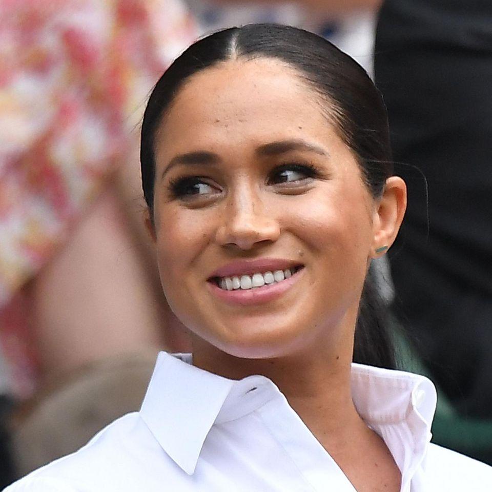Royal-News: Herzogin Meghan wird von Serena Williams verleugnet