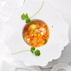 Fruchtiger Paprika-Topf