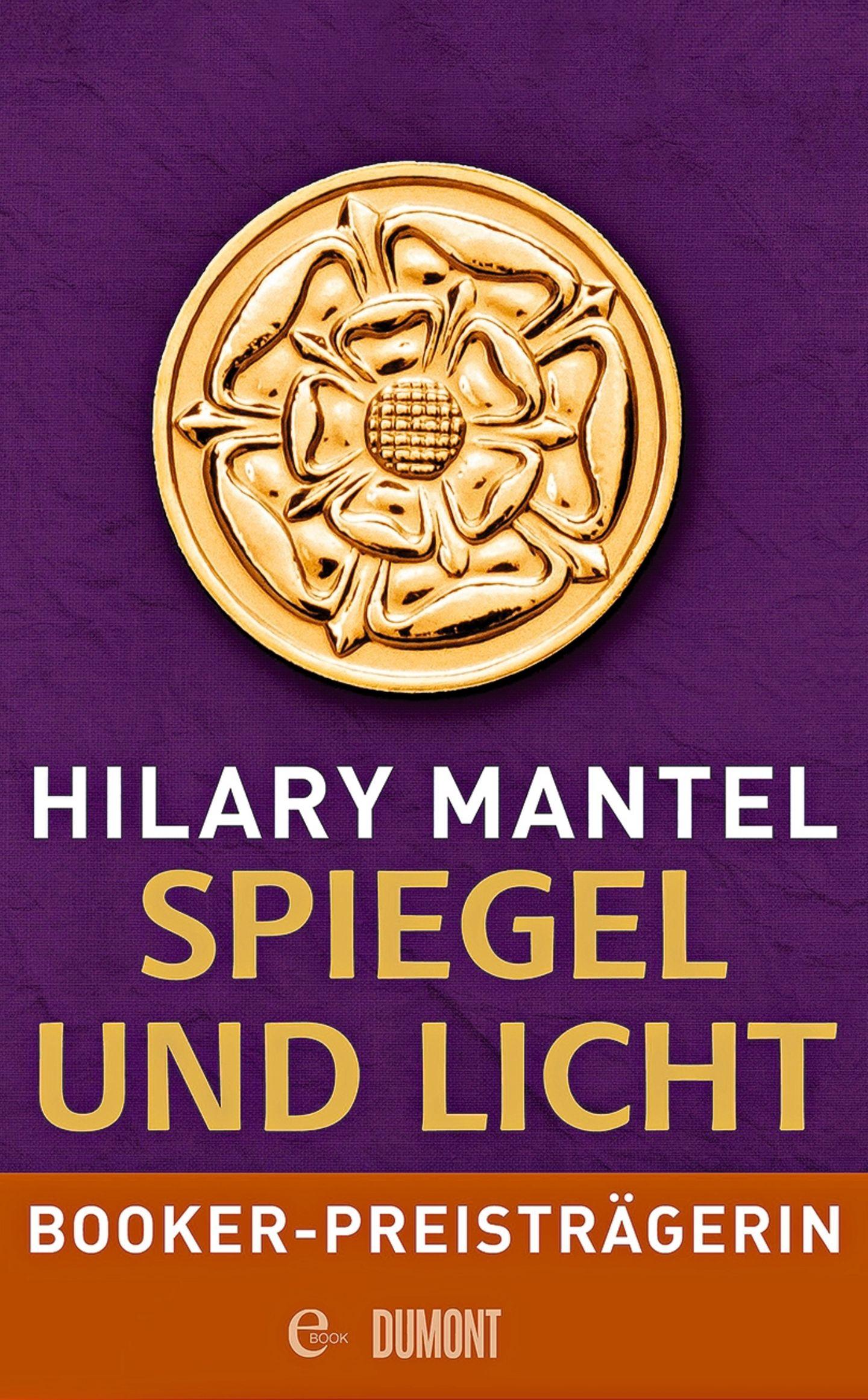 """Buchtipps der Redaktion: Buchcover """"Spiegel und Licht"""""""