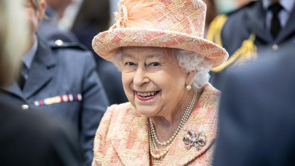 Queen Elizabeth: Niedlicher Geburtstagsfilm