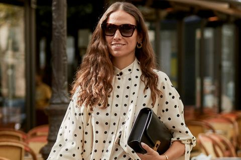 Polka Dots are back! So stylt ihr den heißesten Fashion-Trend 2020