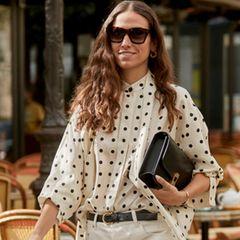 Polka Dots are back! So stylt ihr den heißesten Fashion-Trend 2020