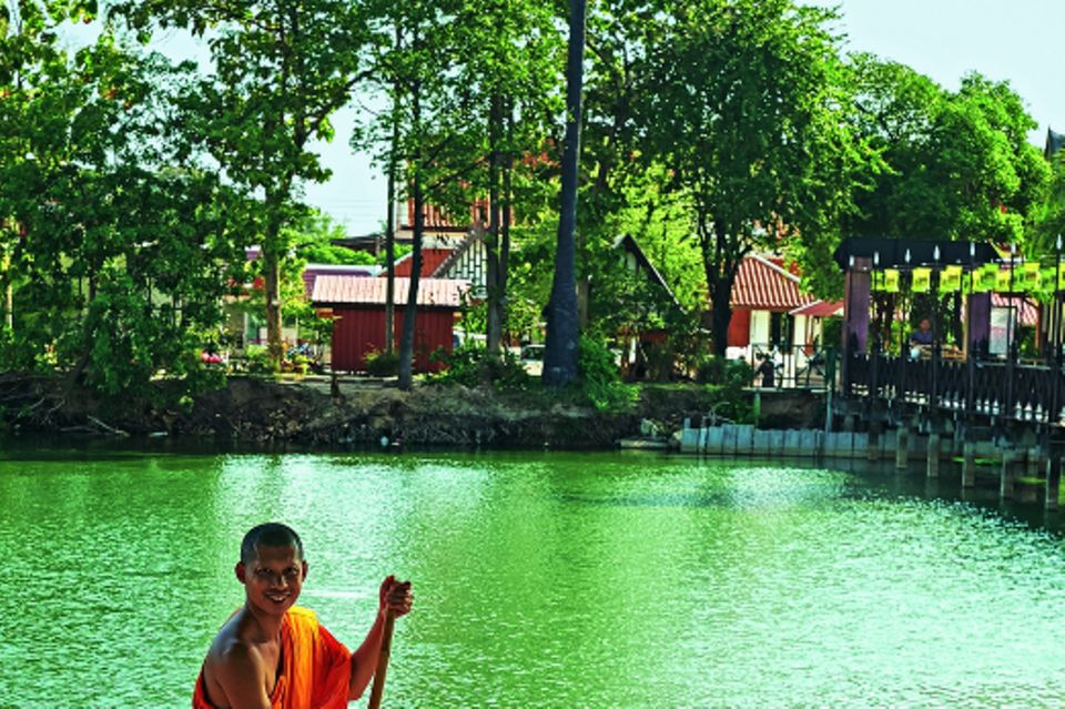 Sukhothai: Mönch