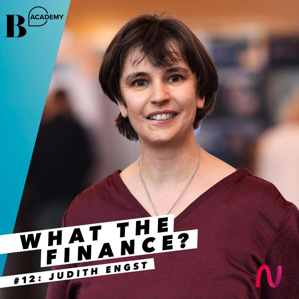 WTF?: Judith Engst