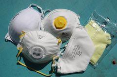Corona aktuell: Atemschutzmasken