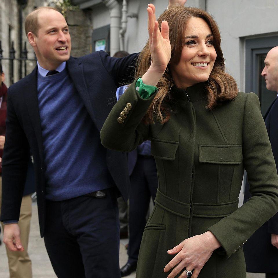 Baby-News bei den Royals! Kate erwartet Zwillinge. Oder doch nicht?