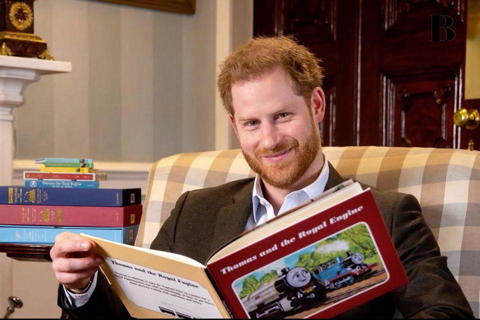 Prinz Harry: Erster Job nach royalem Rücktritt