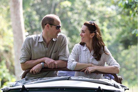 Herzogin Kate und Prinz William teilen romantische Erinnerung auf Instagram