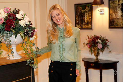 Sturm der Liebe: Larissa Marolt hat großartige Neuigkeiten