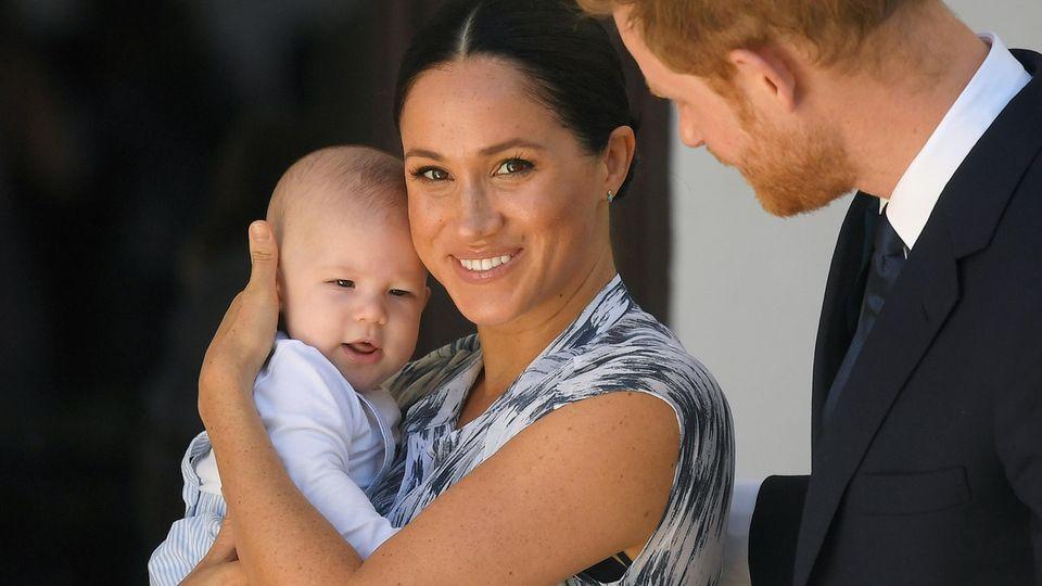 Harry + Meghan: Dieses Leben wollen sie für Archie