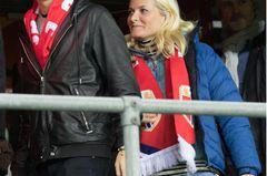 Royale Mütter: Prinzessin Mette Marit und Sohn Marius