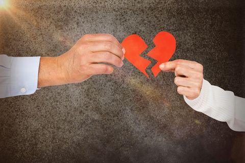 """Beziehung: """"Zu viele Ausrufezeichen!"""" Männer und Frauen beichten ihre absurdesten Trennungsgründe"""