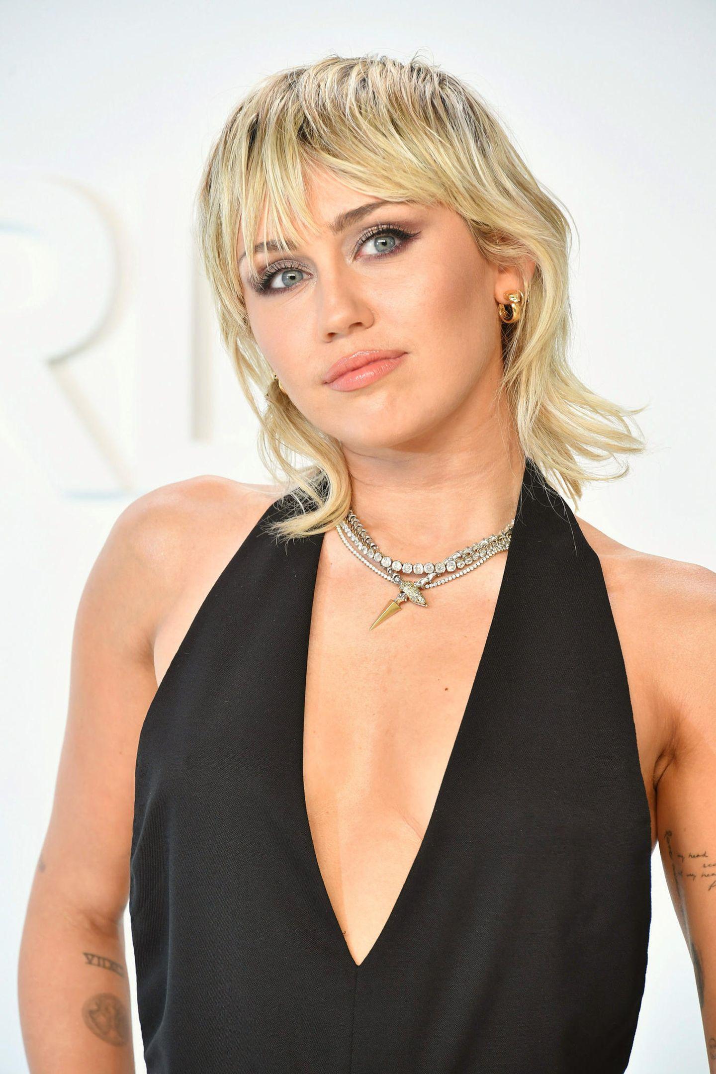 Promi-Verwandlungen: Miley Cyrus