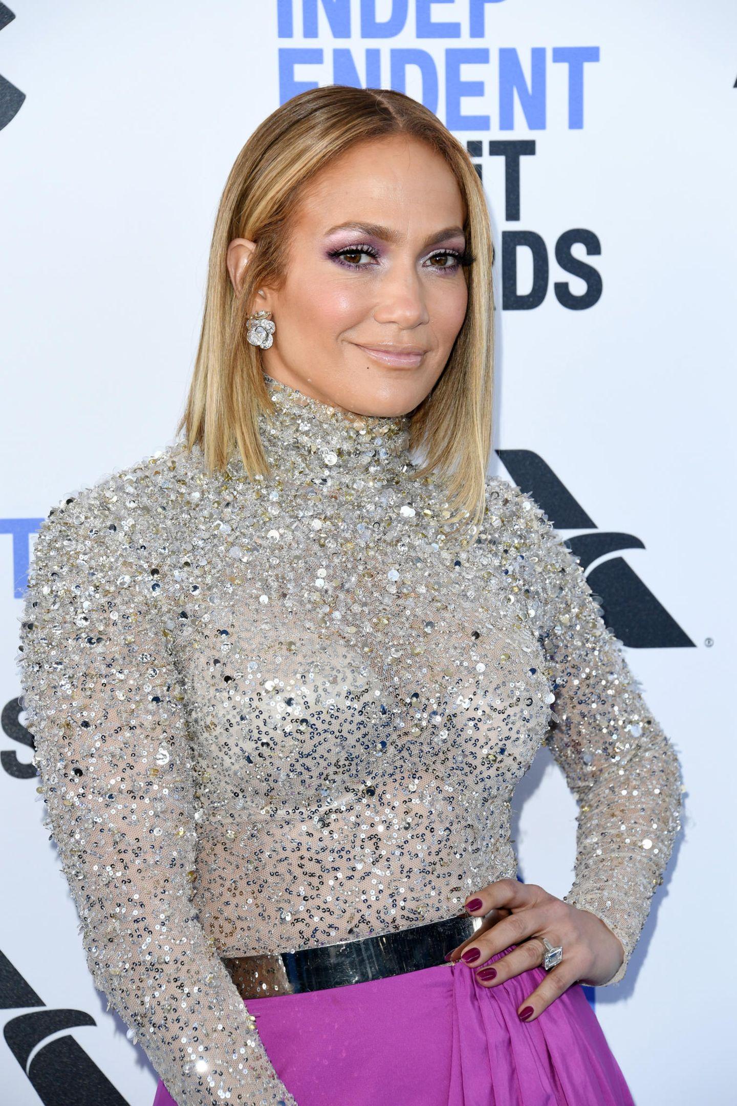 Promi-Verwandlungen: Jennifer Lopez