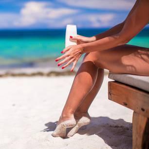 Hautpflegefehler im Sommer