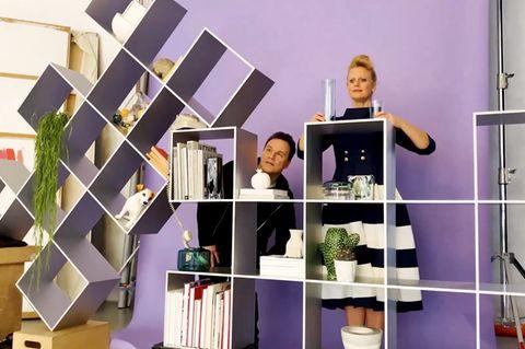 Barbara und Guido über Ordnung und Unordnung