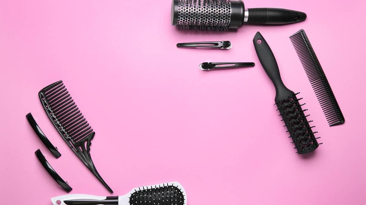 Welche Haarbürste ist eigentlich wofür? Ein Experte klärt auf