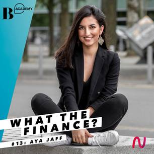 What The Finance: Aya Jaff