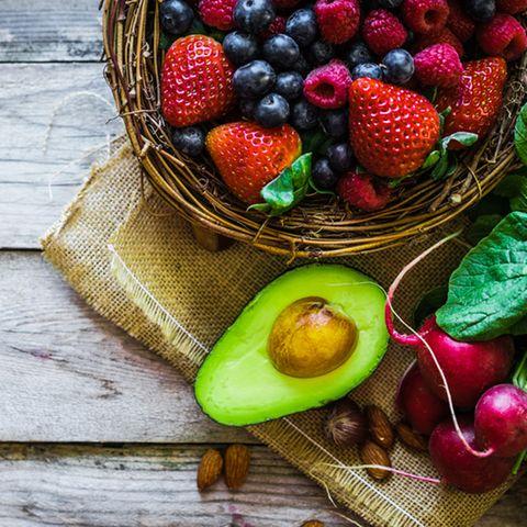 Nährstoffmangel: Gesunde Lebensmittel
