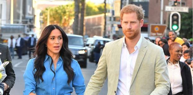 Meghan + Harry: Problem in Los Angeles wegen Corona-Lockerung