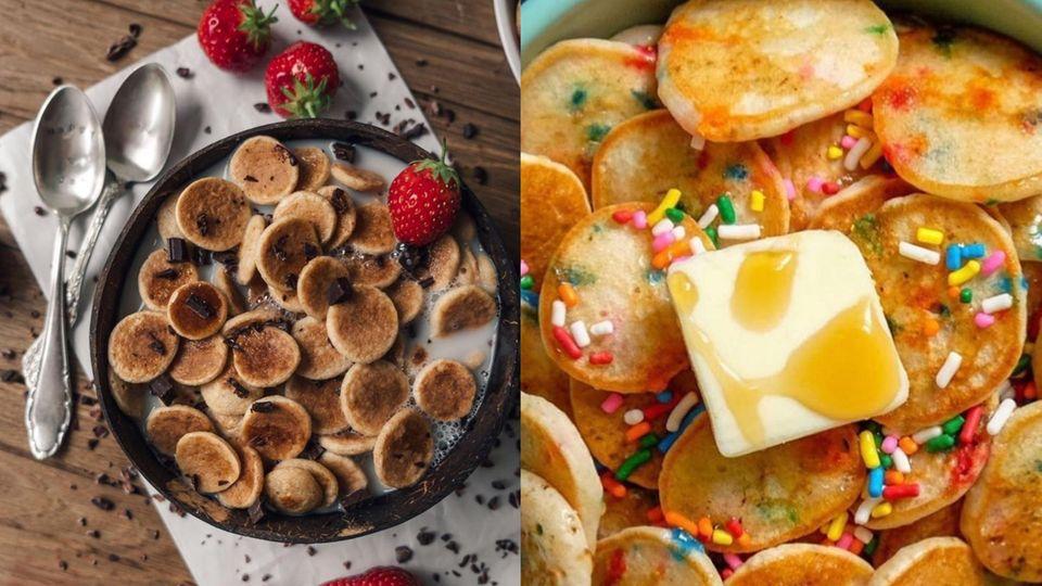 Pancake Cereals: Rezept zum Nachmachen