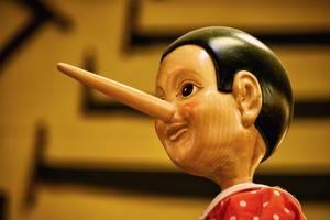 Lügen: Pinoccio