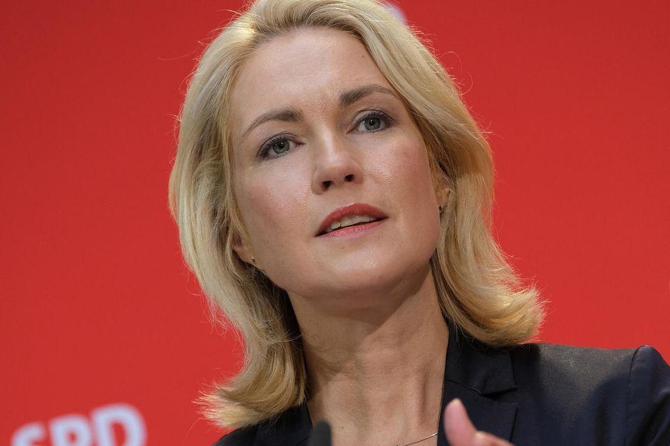 Corona aktuell: SPD-Politikerin Manuela Schwesig