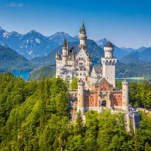 Quiz: Reiseland Deutschland