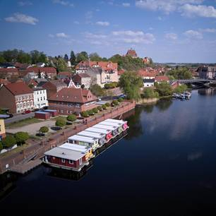 Havelland: Abenteuer im Hausboot