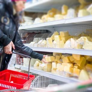 Rückruf: Käse im Supermarkt