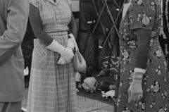Queen Elizabeth II.: im Teekleid