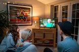 Queen Elizabeth II.: hält Fernsehansprache