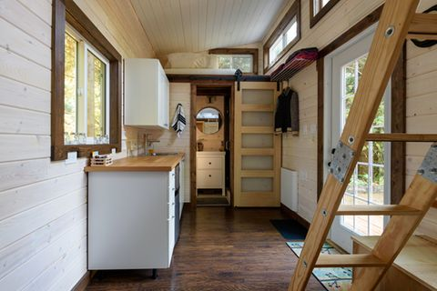 Micro Living: Einrichtung im Tiny House