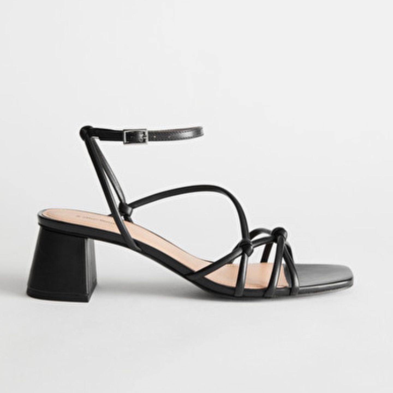 Sommerschuhe: Naked Sandals