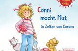 """Buchtipps der Redaktion: Buchcover """"Conni macht Mut in Zeiten von Corona"""""""